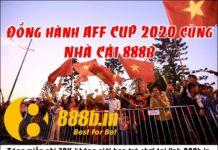 Thông tin về AFF CUP 2020 - Việt Nam hóng vô địch