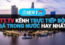 Nếu các bạn muốn trải nghiệm những trận đấu đỉnh cao, những trận đấu trong nước và quốc tế thì hãy nhớ đến và truy cập vào kênh BDTT.tv - Xem trực tiếp bóng đá miễn phí. BDTT.tv luôn là kênh chia sẻ đến các bạn những người hâm mộ bóng đá các trận đấu được trực tiếp với chất lượng trên cả tuyệt vời
